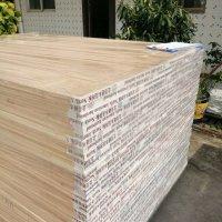 厂家直销北美红橡实木直拼板(可定制规格)