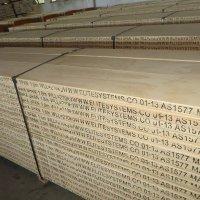 杨木LVLLVL层积材LVL单层板出口免熏蒸方木松木脚踏板