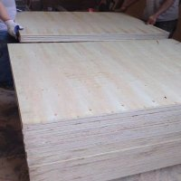 厂家直销优质杨木LVL机械包装板材出口免熏蒸木方
